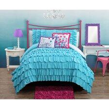 Amanda 3 Piece Full Comforter Set