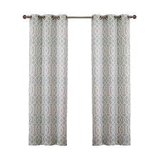 Aaron Grommet Curtain Panel (Set of 2)
