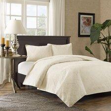 Corrine 3 Piece Bedspread Set