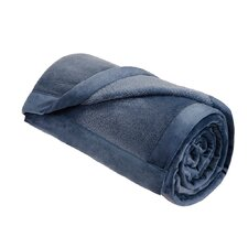 Velour Plush Throw Blanket