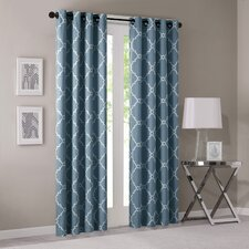 Saratoga Single Curtain Panel