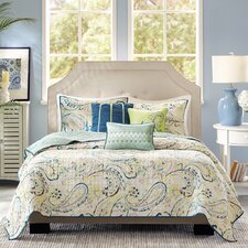 Tamira 6 Piece Coverlet Set