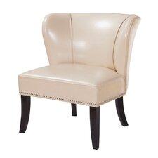 Madison Park Hilton Concave Back Slipper Chair