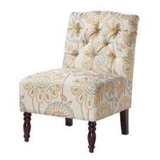 Lola Tufted Side Chair