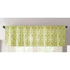 Print Curtain Valance