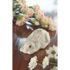 Shamrock Rabbit Figurine