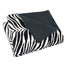 Zebra Super Soft Blanket