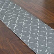 Oh Gee Heather Hemmed Table Runner