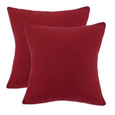 Brick Throw Pillow (Set of 2)