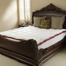 Big and Soft Floral Quilted Fiberbed