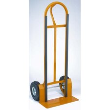 "51.5"" x 22"" x 18"" Wide Plate Economy Hand Truck"
