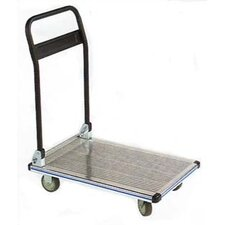 Folding Handle Platform Dolly