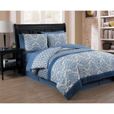 Corsica 8 Piece Bed-In-a-Bag Set