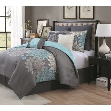 Amber 9 Piece Comforter Set