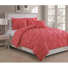Anabelle 4 Piece Comforter Set