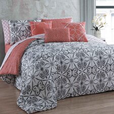 Paloma 10 Piece Bed in a Bag Set