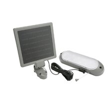 10 LED Solar Shed Light