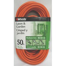Outdoor Vinyl Extension Cord