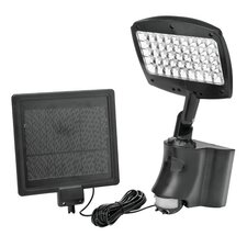 Motion  Activated 45 LED Solar Flood Light
