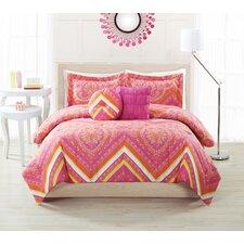 Gypsy Chevron Comforter Set