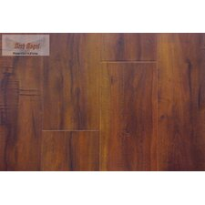 """Timeless Revolution 6.5"""" x 48"""" x 12mm Canadian Maple Laminate in Iron Gate"""