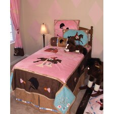 English Girls Twin Bed in Bag Collection