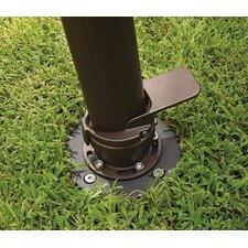 Galvanized Steel Free Standing Umbrella Base