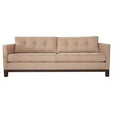 Marley Blush Tufted Sofa