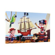 Pirates Canvas Art