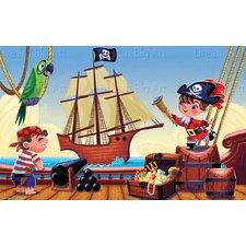 Pirates Canvas Art