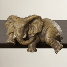 Ernie the Elephant Shelf Sitter Figurine