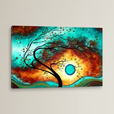 Family Joy by Megan Duncanson Painting Print on Wrapped Canvas