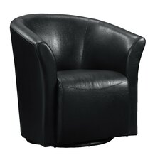 Rocket Swivel Arm Chair