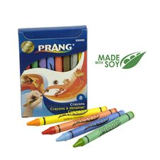 Crayons Made with Soy (Set of 4)
