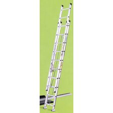 24 ft Aluminum Extension Ladder with 225 lb. Load Capacity