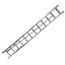 28 ft Aluminum Extension Ladder with 250 lb. Load Capacity