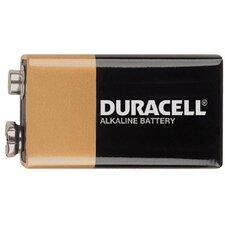 9-Volt Duracell Alkaline Batteries