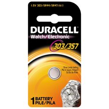 1.5 Volt Silver Oxide Watch and Electronic Battery (Pack of 6)