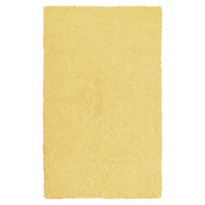Bliss Canary Yellow Area Rug