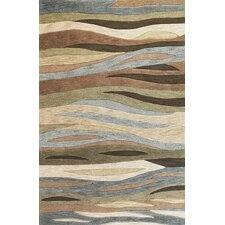Milan Green Breeze Area Rug