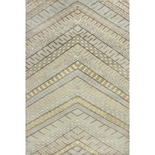 Amore Frost Chevron Area Rug