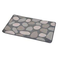 Spa Non Skid Print Bath Rug