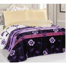 Borrego Soft Plush Faux Fur Blanket