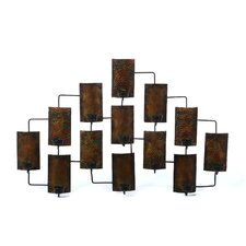 Candle Holder Wall Art