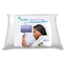 Gel Memory Foam Waterbase Standard Pillow (Set of 6)