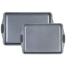 Non-Stick Cookie Sheets (Set of 2)