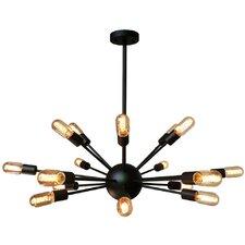 Sputnik 18 Light Chandelier