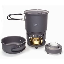 Alcohol Burner and Trekking Cookset