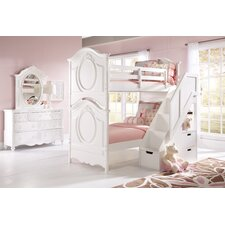 Sweet Heart Full Bunk Bed Extension
