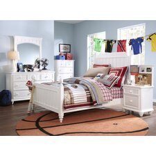 Summer Time Four Poster Customizable Bedroom Set